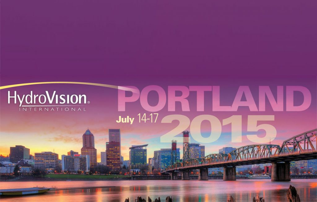 Vieni a trovarci a HydroVision a Portland