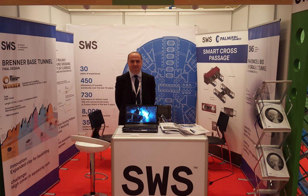 Arabian Tunnelling Conference: un trampolino per la presenza SWS nel Middle East