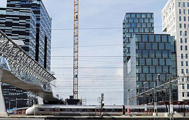 Con Condotte per la Follo Line a Oslo