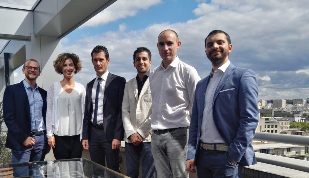 SWS opens in Paris