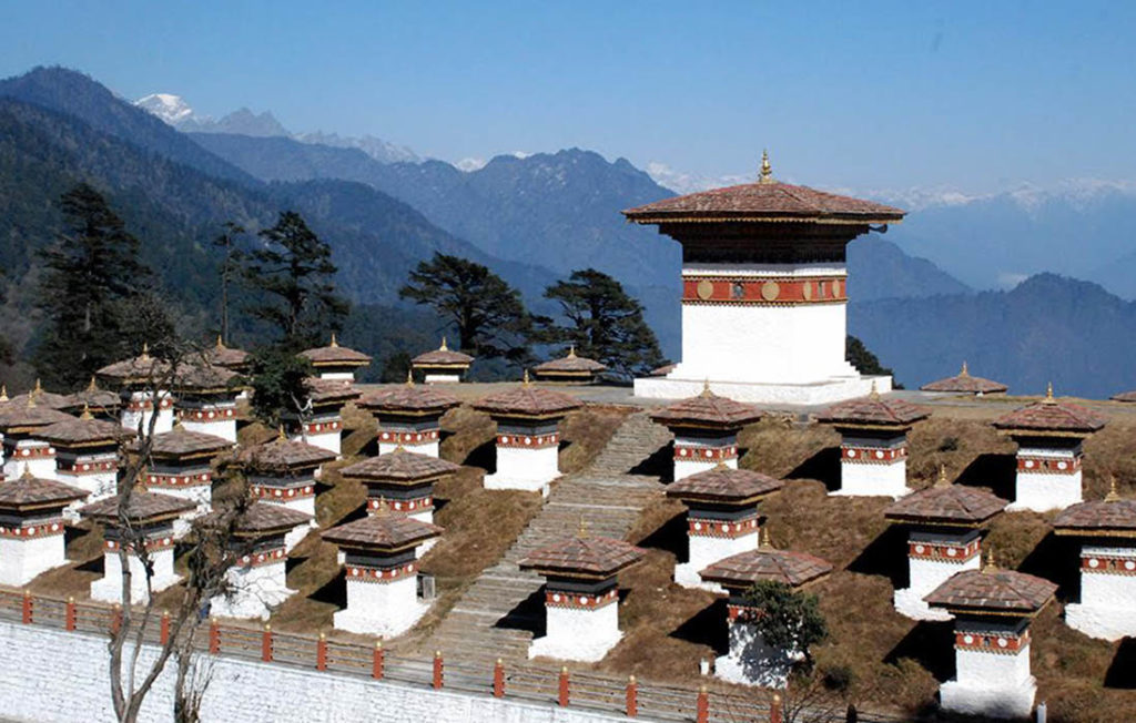 Schiavinato: Training in Bhutan