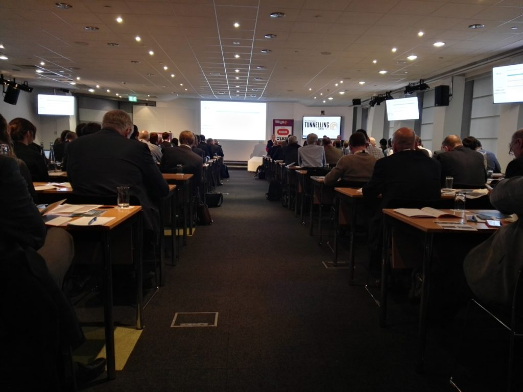 SWS at Tunnelling Summit 2017