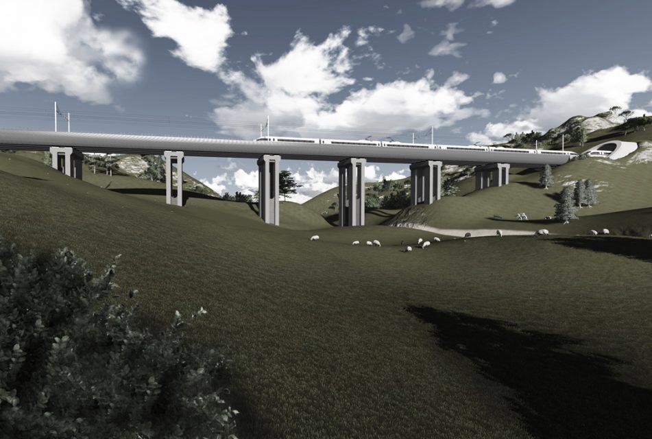 Adapazari-Istanbul High-Speed Line