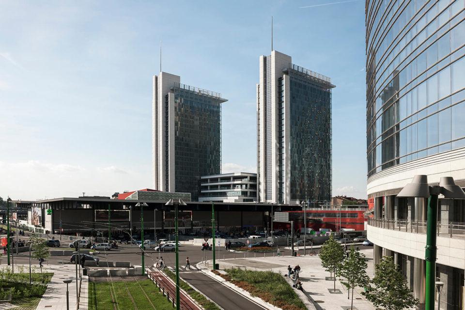 Garibaldi Twin Towers