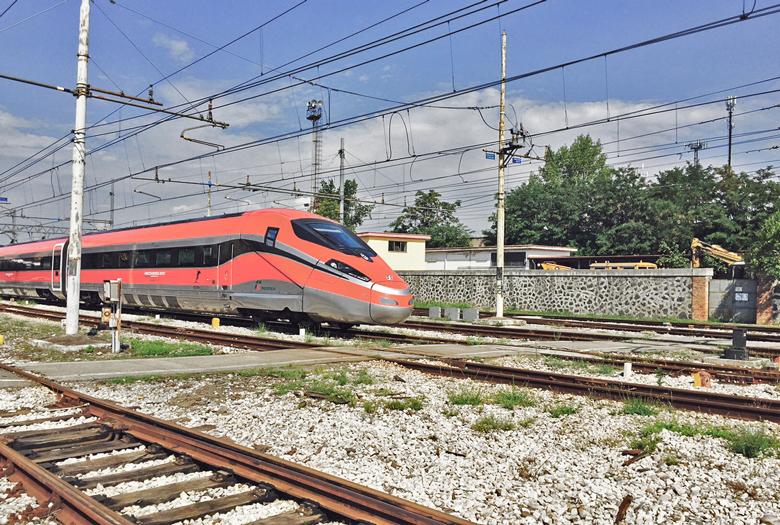 Apice – Hirpinia conventional railway