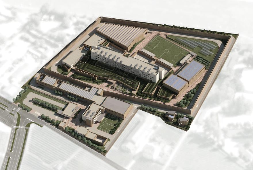 Bolzano – Bozen New Prison