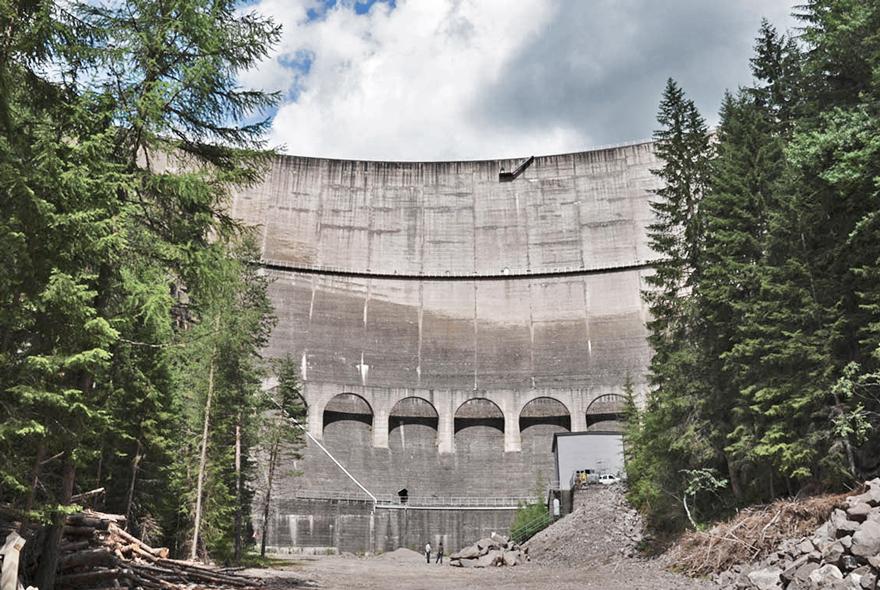 Forte Buso Dam