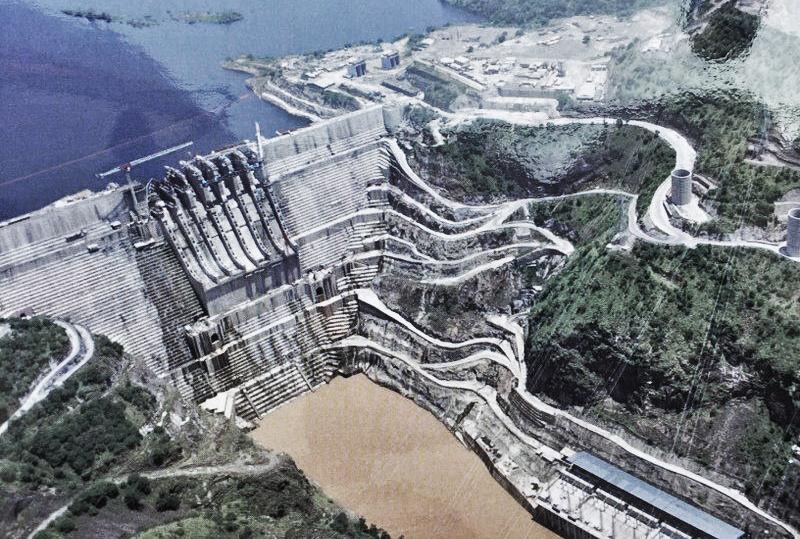 Gibe Dam III