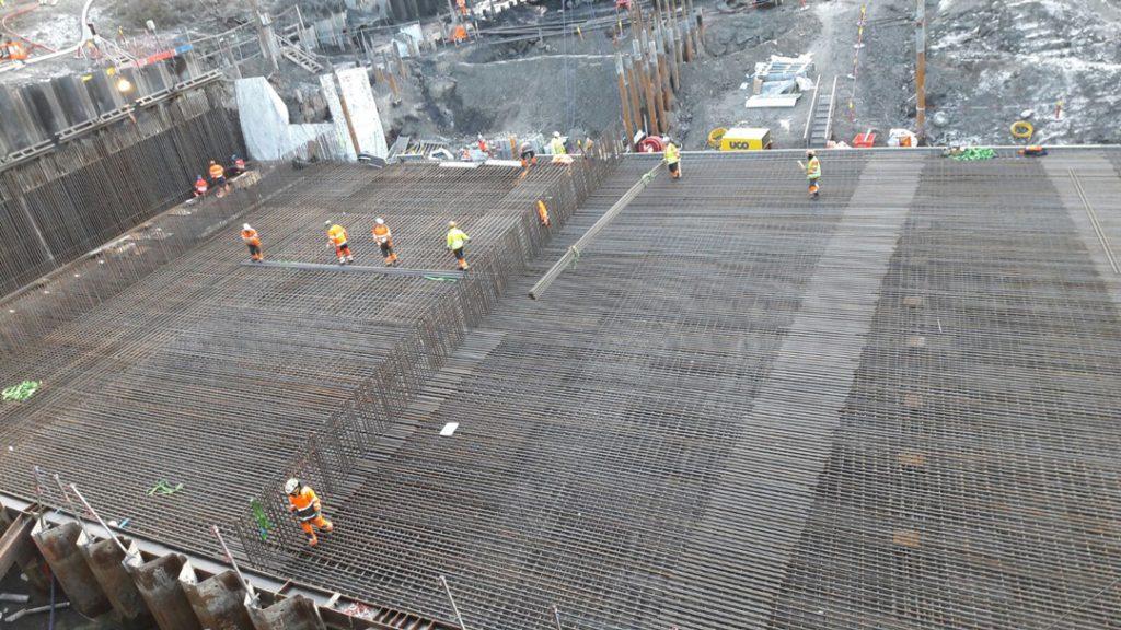Oslo: work begins on the Follo Line