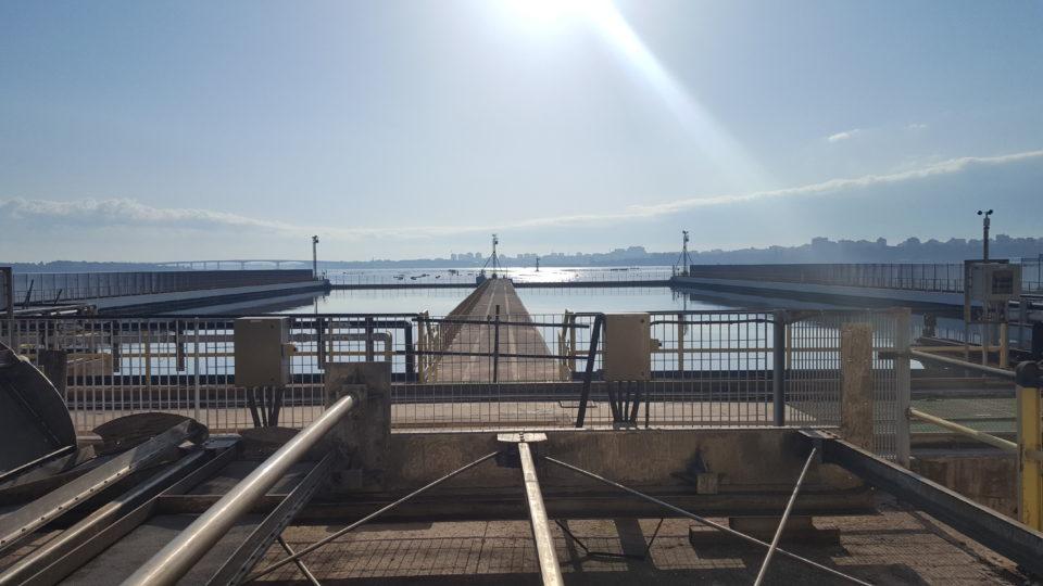 Ilva of Taranto, Existing hydraulic tunnel
