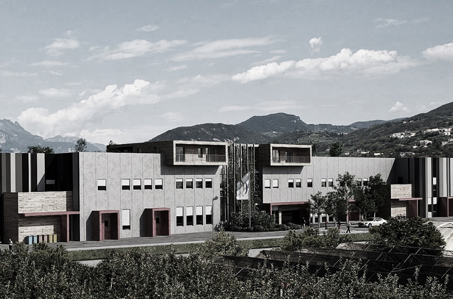 Trentino Trasporti Maintenance Depot