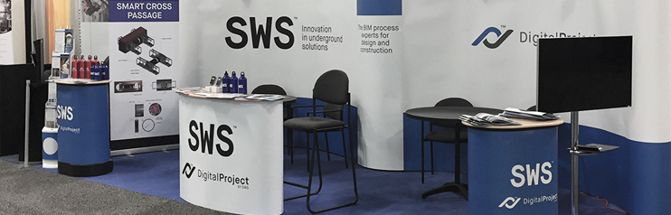 Road2Tunnel SWS at Ankara Exhibition