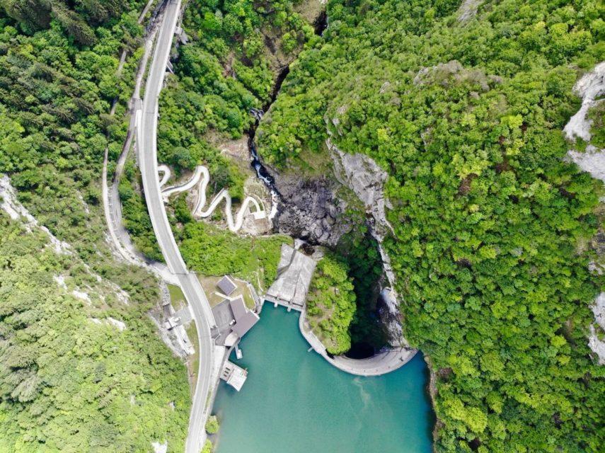 Val Schener dam