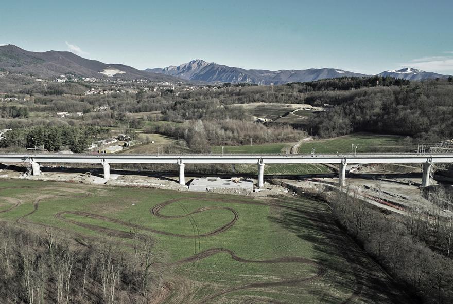Arcisate – Stabio conventional railway