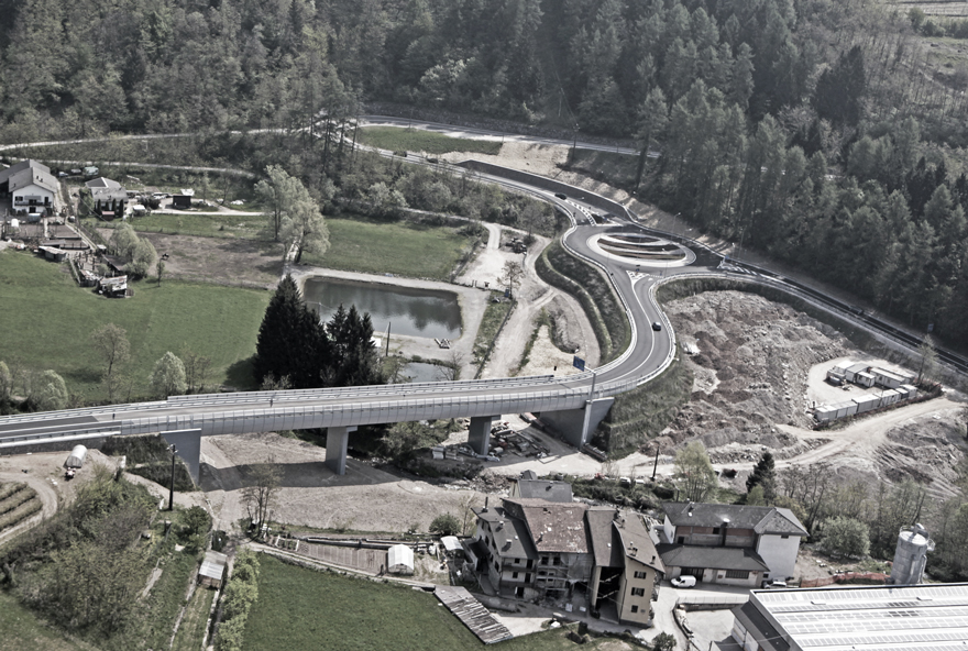 Civezzano Road Bypass