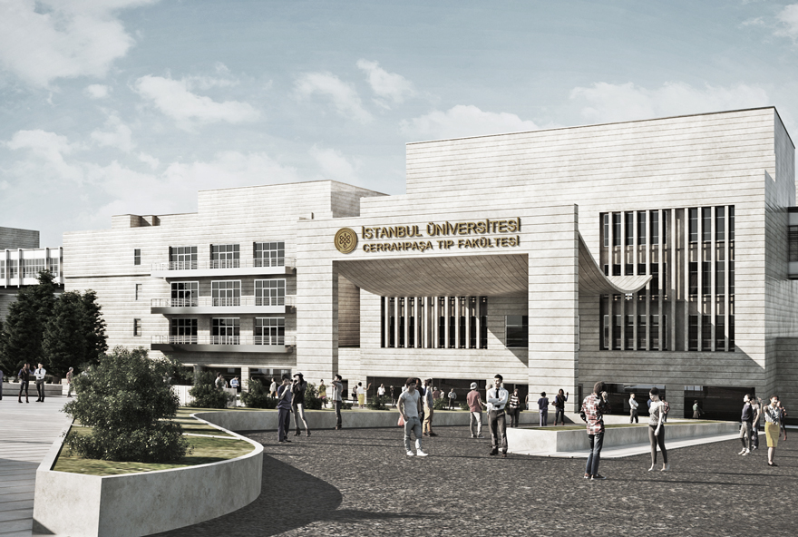 Capa & Cerrahpaşa University Campus
