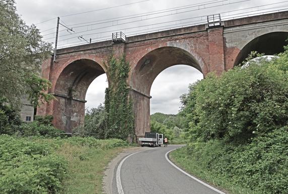 Turin – Genoa Railway line speed upgrade