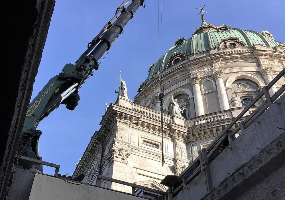 SWS's BIM solutions for Copenhagen's biggest project in 400 years