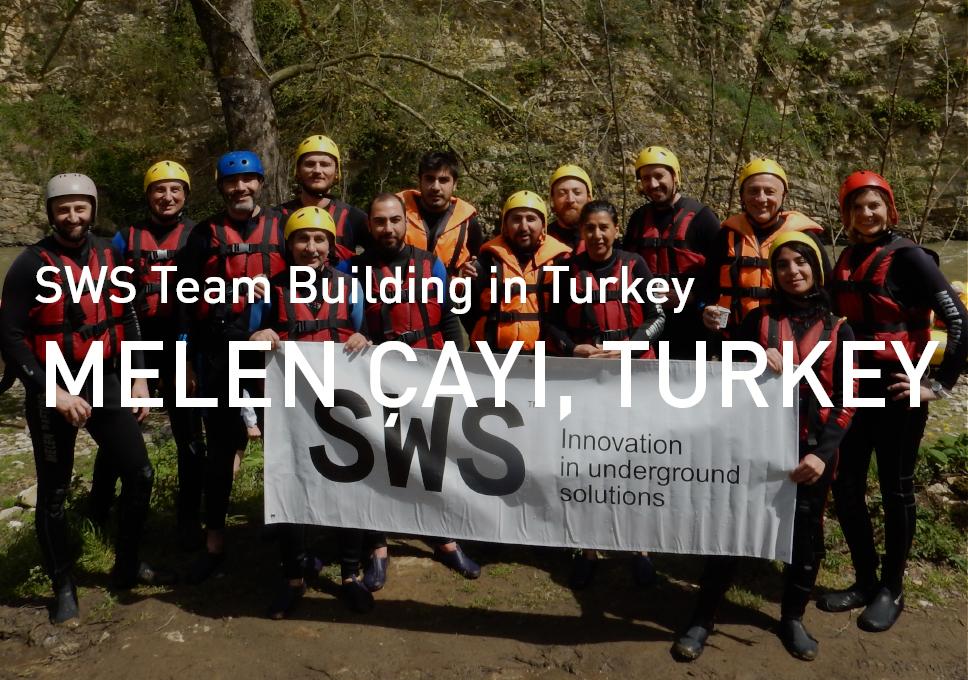 SWS Team building in Turkey
