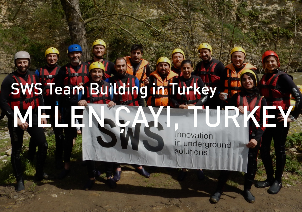 SWS Team building in Turkey