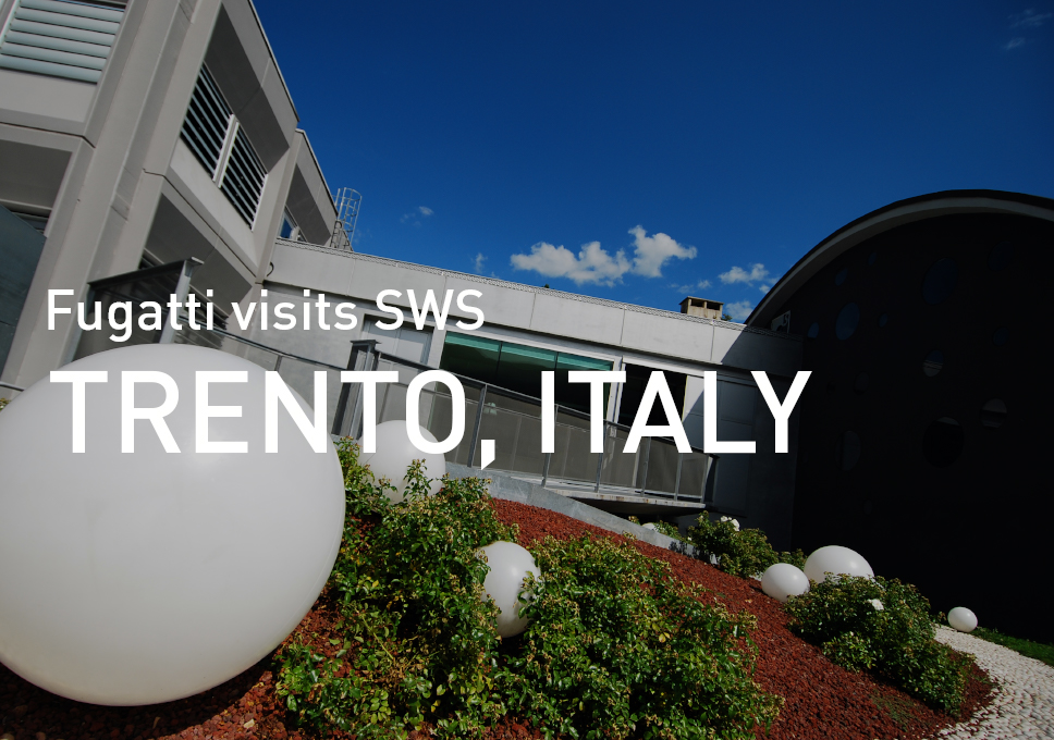 Fugatti visits SWS's headquarter
