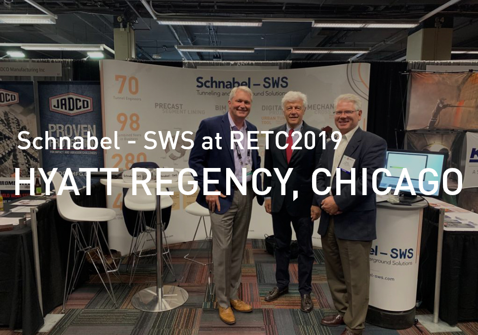 Schnabel – SWS at RETC2019 Hyatt Regency, Chicago