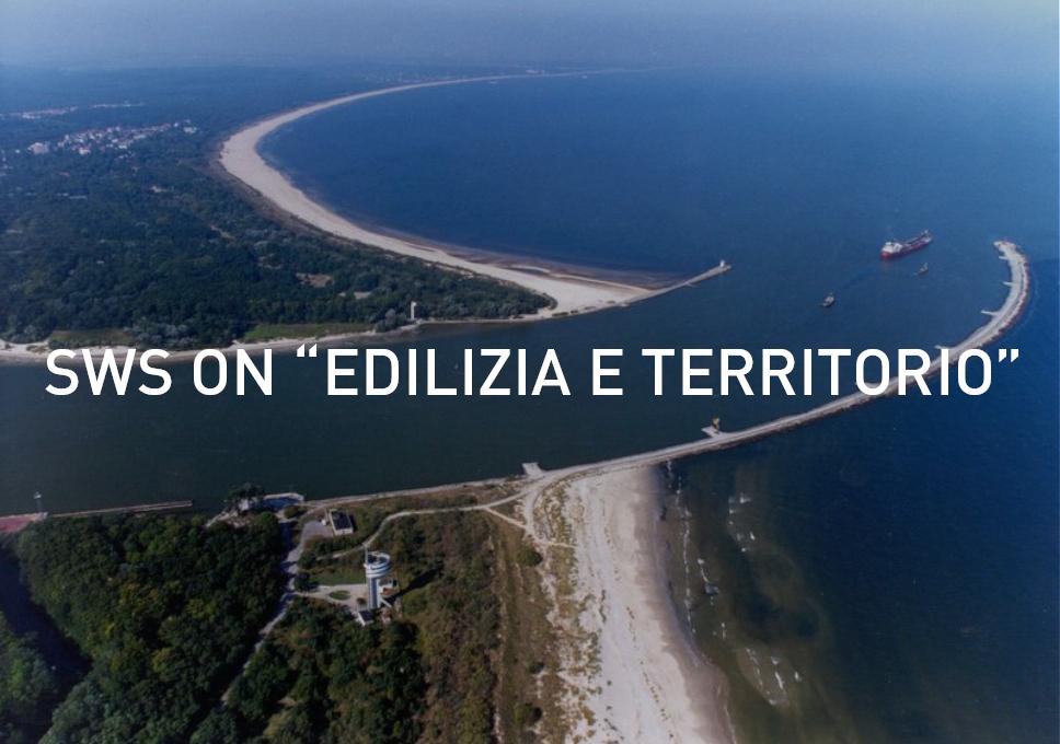 """SWS on """"Edilizia e Territorio"""""""