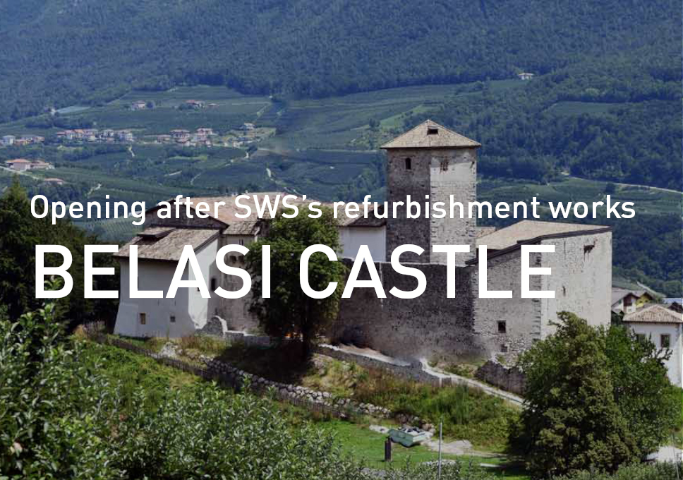 The Belasi Castle finally open to the public after SWS's refurbishment works