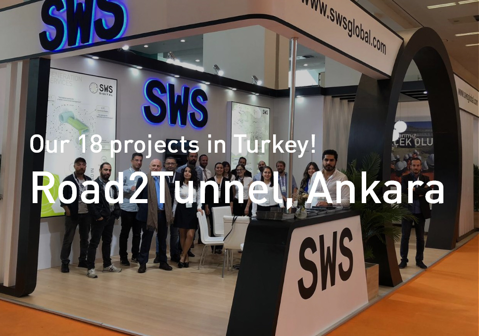 Road2Tunnel. Our 18 projects in Turkey !