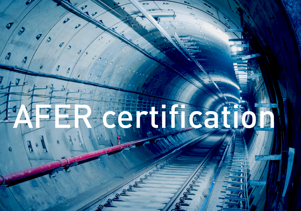 AFER certification, Romania