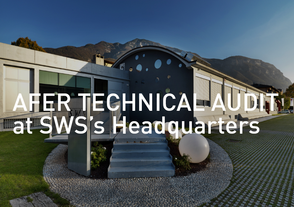 AFER Technical Audit at SWS's Headquarters