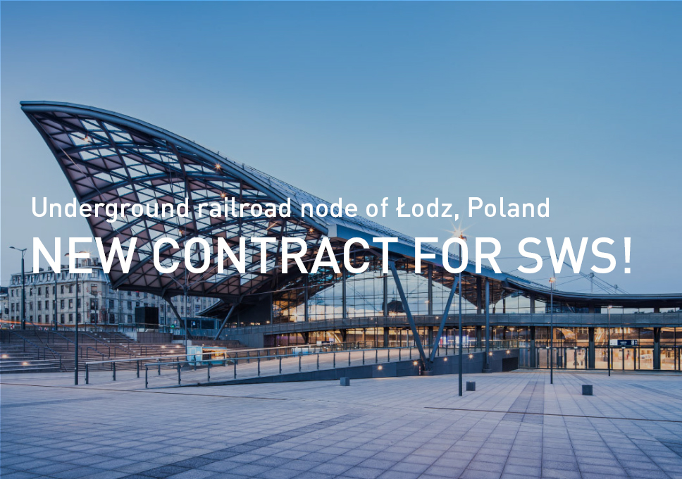 New contract for SWS in Poland!