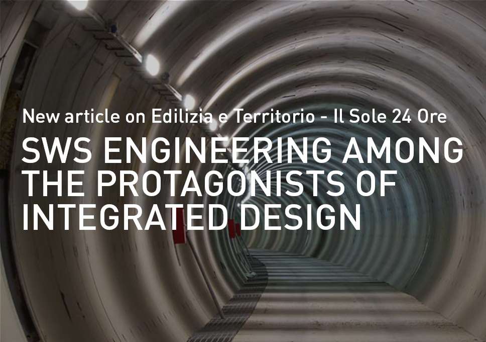 SWS Engineering among the protagonists of integrated design!
