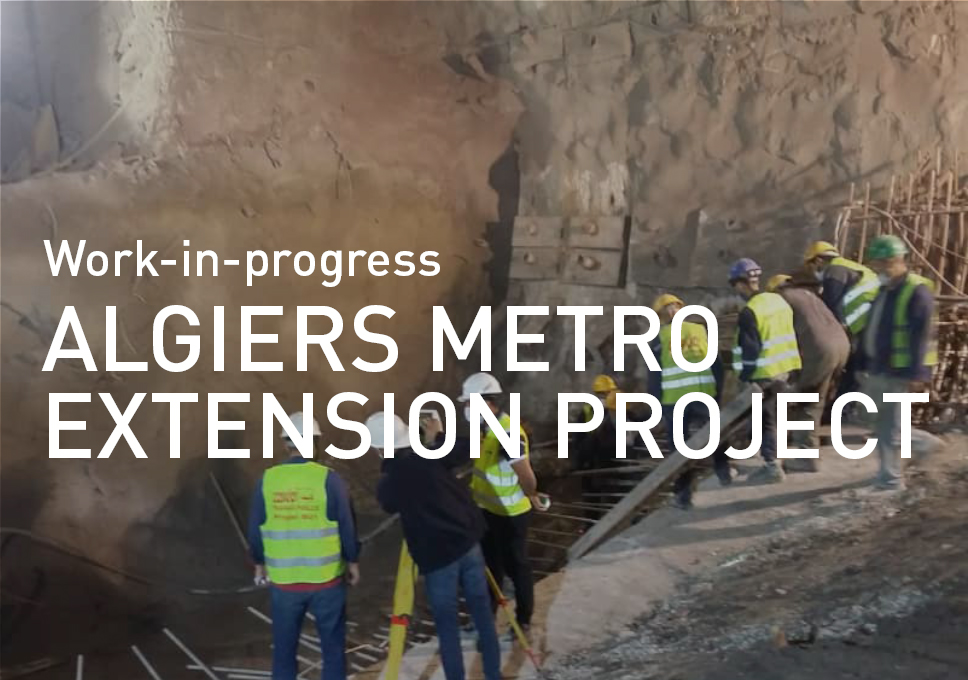 SWS Engineering work-in-progress in Algeria