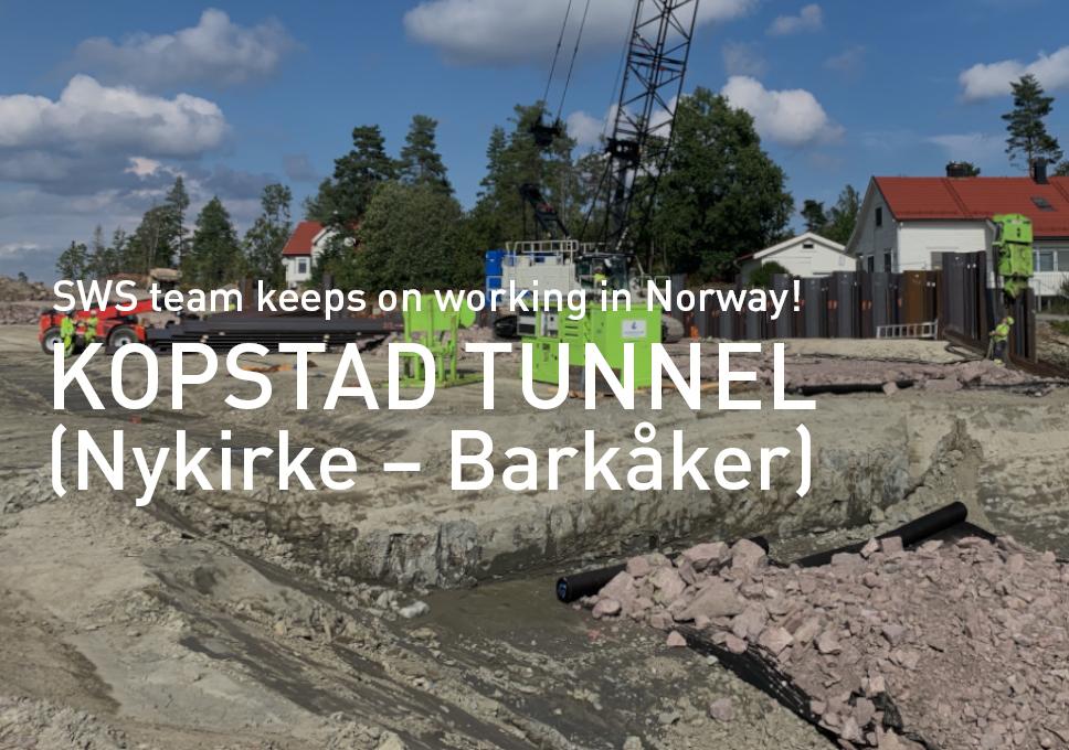 SWS team keeps on working in Norway!