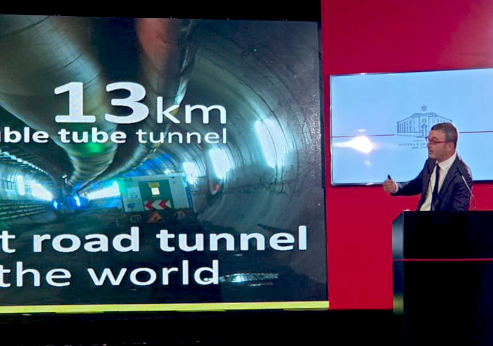 SWS shortlisted for the tender of Llogara tunnel in Albania