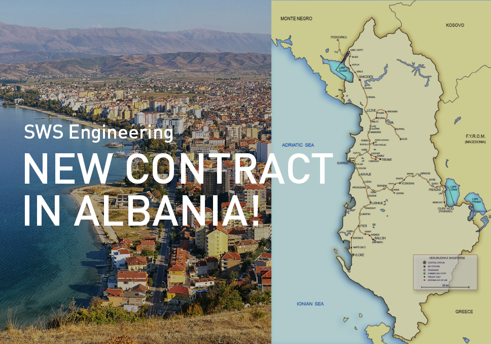 New contract for SWS in Albania!