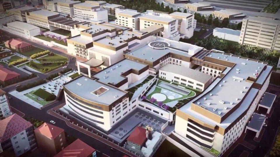 Çapa & Cerrahpașa Hospital & Campus