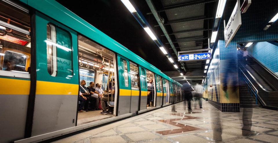 Greater Cairo metro line 4