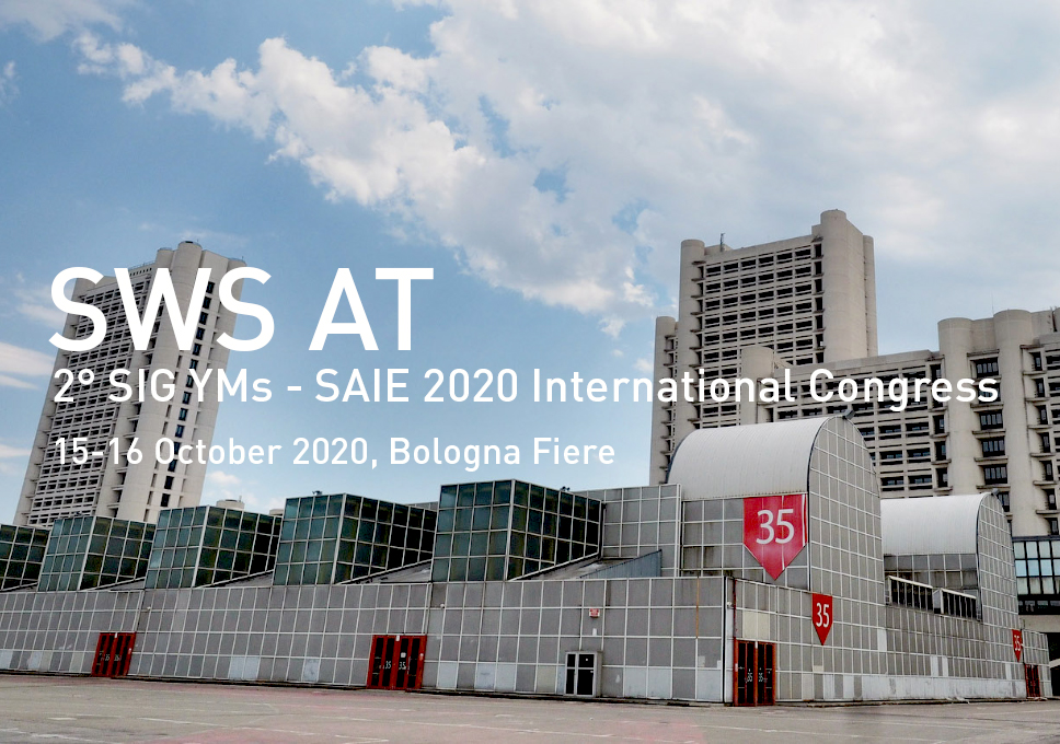 SWS at the 2° SIG YMs – SAIE 2020 International Congress
