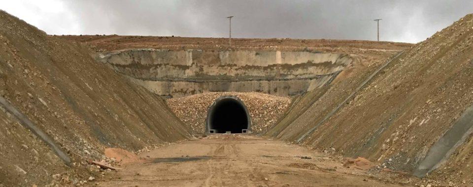 Tunnel T3 Djelfa
