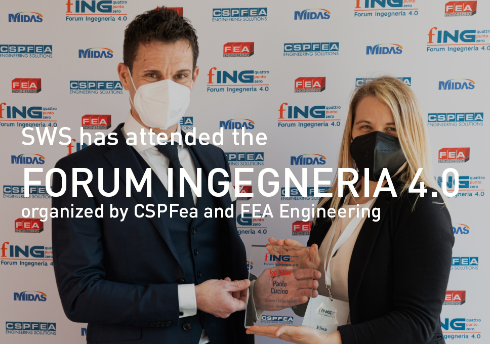 SWS has attended the Forum Ingegneria 4.0