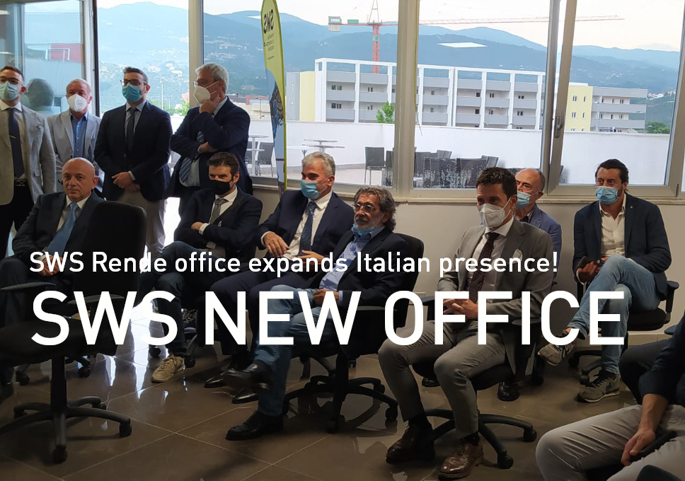 SWS Rende office expands Italian presence!