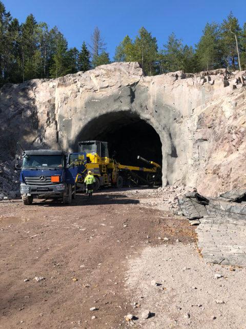 Vestfold line, Nykirke – Barkåker