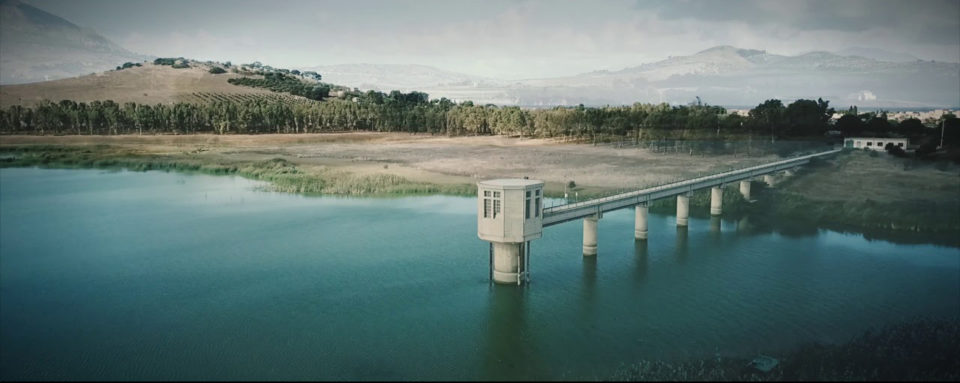 Paceco existing dam
