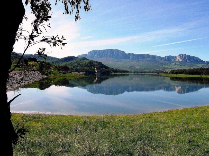 Scanzano – Rossella existing dam