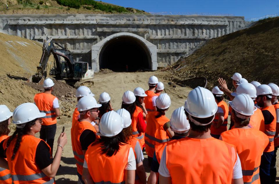 Toprakkale – Bahçe Construction of tunnels