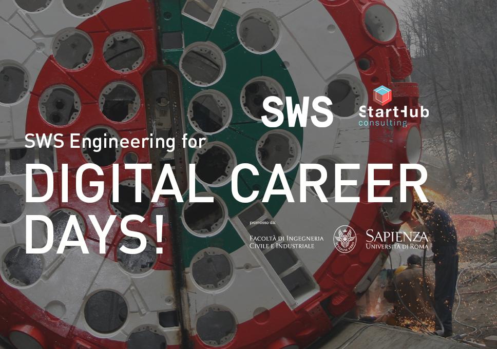 SWS Engineering for Digital Career Days 2021!