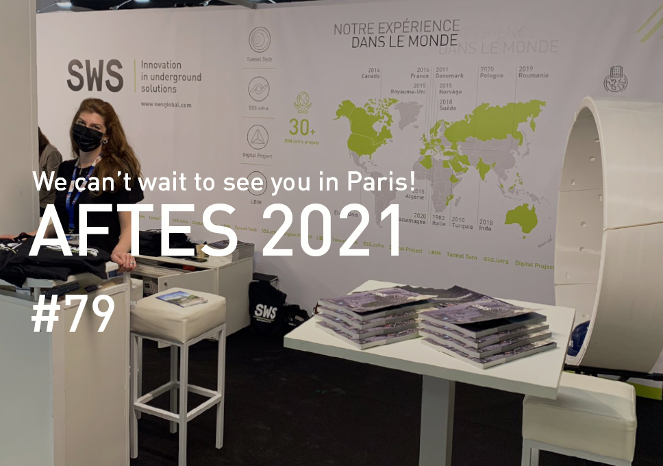 We can't wait to see you at AFTES 2021