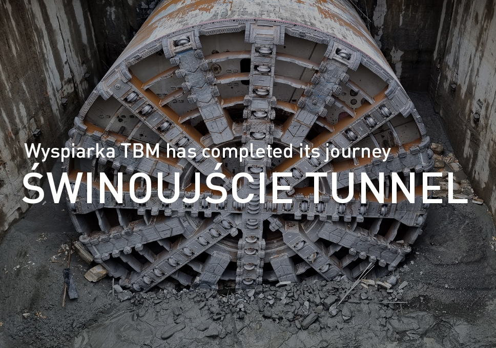The Wyspiarka TBM has completed its journey!